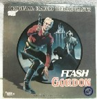 Flash Gordon an original radio broadcast on 33 1/3 LP.