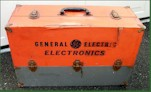 General Electric Tube Caddy
