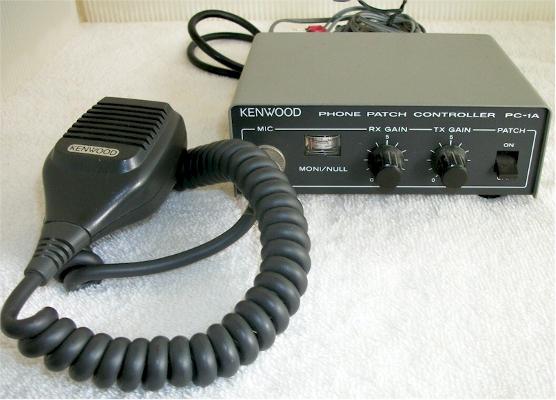 Kenwood PC-1A Phone Patch