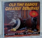 "OTR - ""Old Time Radios Greatest Detectives"""