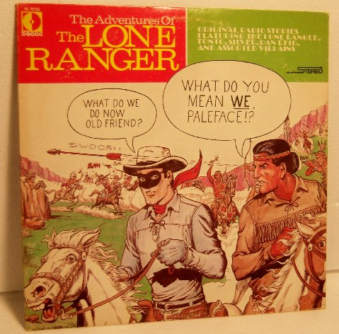 OTR - The Adventures of The Lone Ranger.