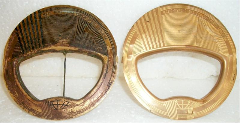 Philco Escutcheons (37-52, more)